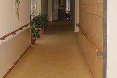 """Elisabethhaus - Korridor Gelb, 2. OG"""