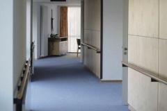"""Elisabethhaus - Korridor blau 3. OG"""