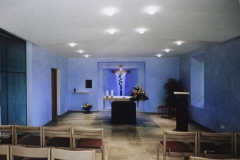 """Elisabethhaus - Kapelle - EG"""