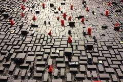 """""""Weitenberg - Black Spaces 3, Detail"""""""